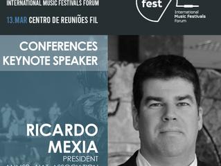 """""""Coronavírus em festivais: um headliner que ninguém quer ter"""" – conferência especial no Talkfest'20"""