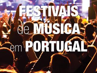 """Lançamento do livro """"Festivais de música em Portugal"""""""