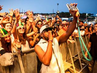 Apogeu do Hip Hop Português no Sumol Summer Fest