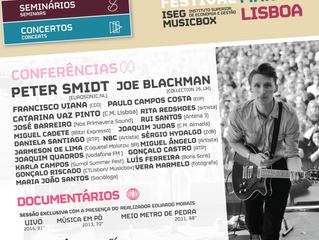 Novidades Talkfest, o fórum sobre o futuro dos festivais de música (4-6 março, Lisboa)