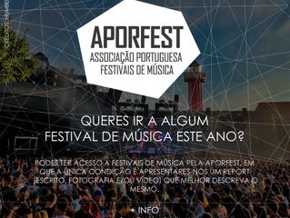 Queres ir a algum Festival de Música este ano? Dá-nos o melhor report!