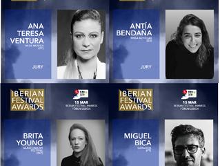 Iberian Festival Awards: painel de jurados e primeiros live acts anunciados. Votações encerradas