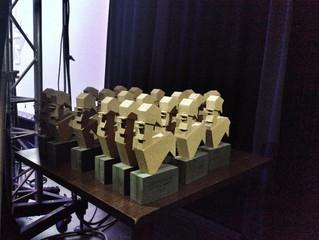 Vencedores da 2ª edição dos Portugal Festival Awards