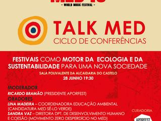 Curadoria Debates: Festival Med e Artes à Vila
