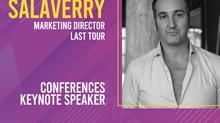 Diretor Marketing Bilbao BBK Live; Primeiros Oradores Secção Workshops e Novas Confirmações na Resta