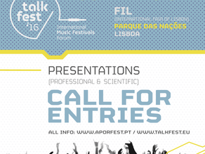 Talkfest'16: Call for entries