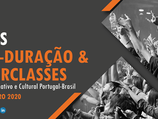 Intercâmbio Formativo e Cultural Portugal-Brasil - O Futuro próximo. Cursos e Masterclasses
