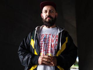 Festival Iminente, um festival urbano de arte e música. Entrevista: Tiago Silva (diretor)