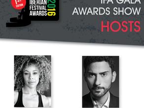 Iberian Festival Awards: Presenters announced