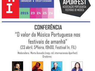 Programação APORFEST no Festival In
