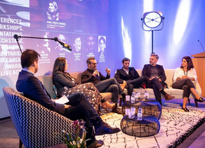 New Adds to the Programme - Conferences, Pitchstage and Concerts