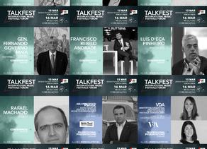 Talkfest'18: 17 new speakers, documentaries and Iberian Festival Awards hosts revealed