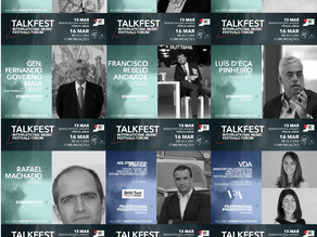 Talkfest'18: 17 new speakers, documentaries and Iberian Festival Awards hosts revealed