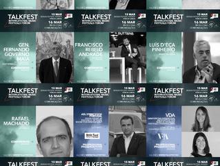 Talkfest'18: mais 17 oradores da programação, documentários e apresentadores dos Iberian Festiva
