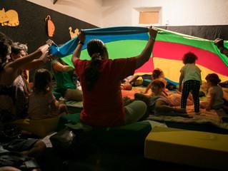 Novos espaços e iniciativas infantis nos festivais de música