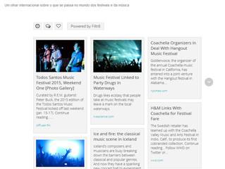 Magazine internacional disponível no site da Aporfest