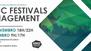 """ACADEMIA / FORMAÇÃO: Curso """"Music Festivals Management"""" - 7ª edição (8-13 março, edição especial)"""