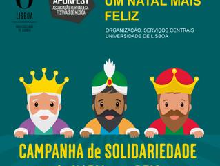 Campanha de Solidariedade de Natal