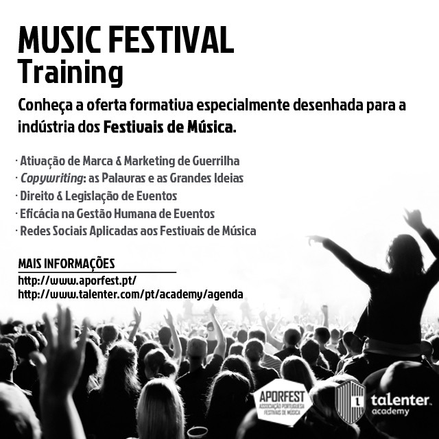 Music Festival Training