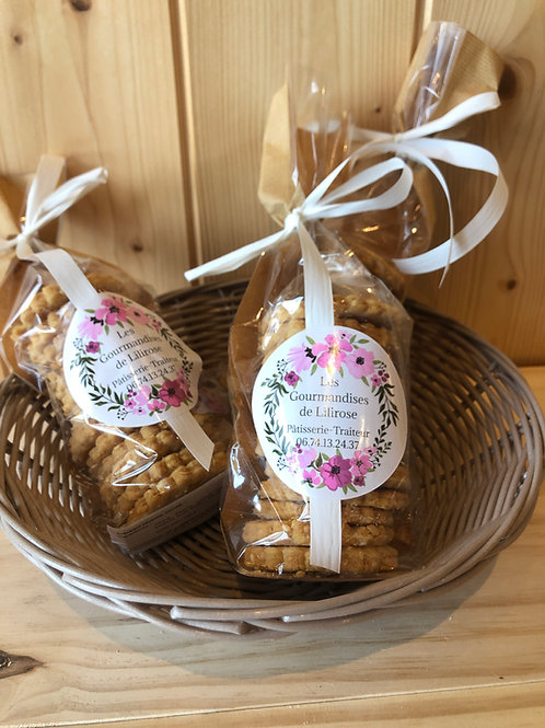 Crackers Comté - Sésame