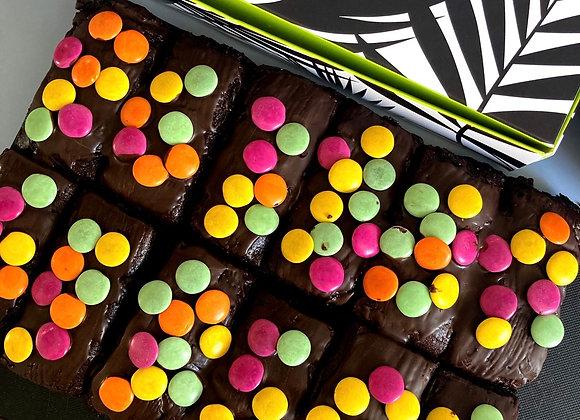 Party Brownies Vegan