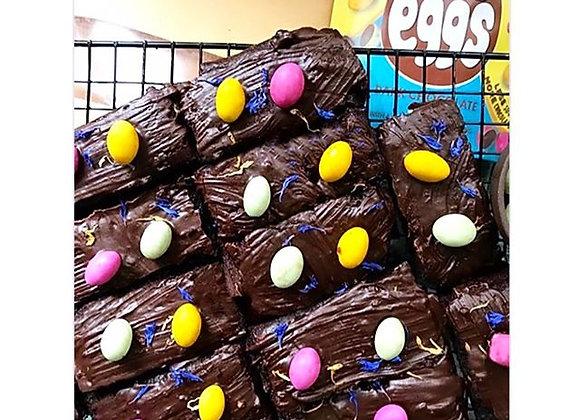 Vegan Brownies:  Baking Kit