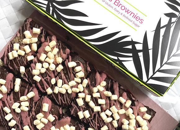 Lola's  Marshmallow Brownies