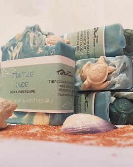 All our handmade soaps and body products are made in small batches, ensuring your products are made with the freshest of ingredients,  Like the moisturizing natural & unrefined Shea butters from Africa or the delicious chocolatey scent of unrefined cocoa butter with it's protective powers.