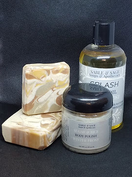 Hand Crafted Soap With Your Skin In Mind