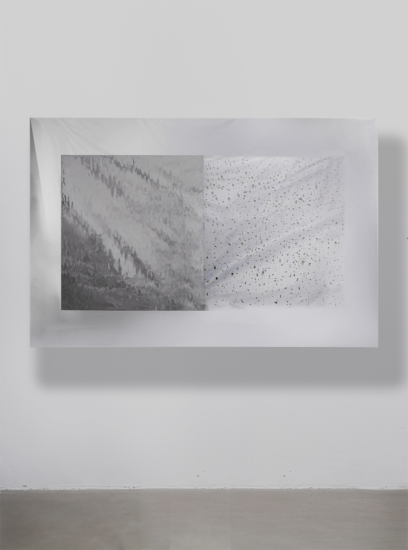 《视网膜•2》-112cmX170cm-镜面不锈钢、环氧树脂-2016-ok 拷贝