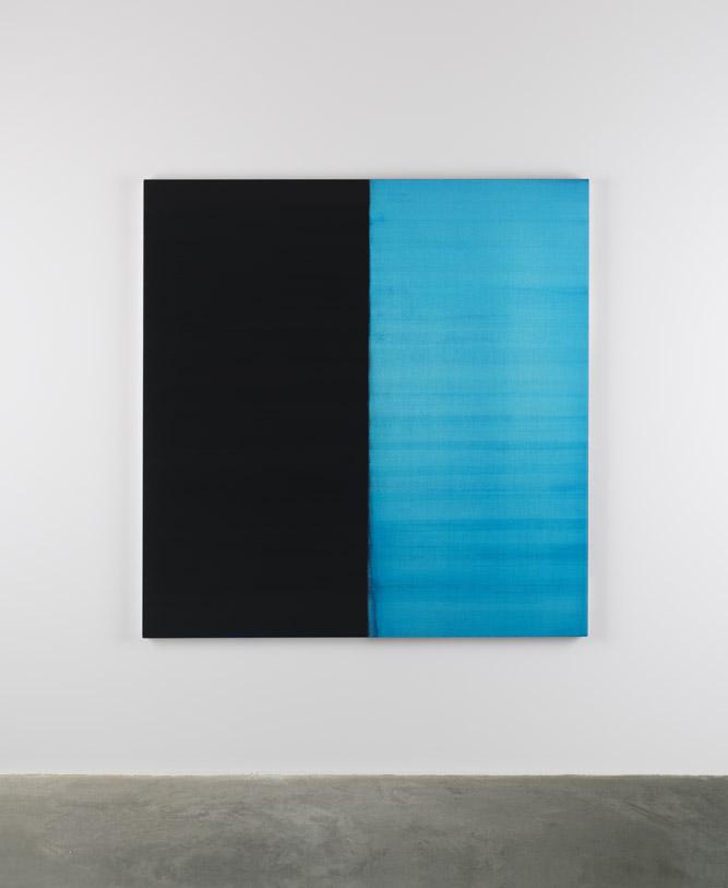 卡拉莫·伊尼斯 无题 No.6 2013 亚麻布油画 160 x 156 cm