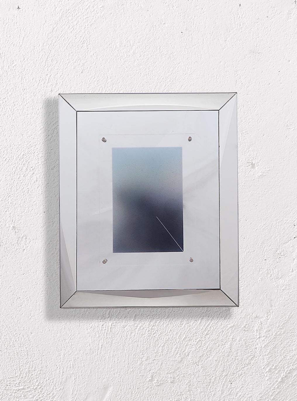 《手稿的镜像•5》-50cmX80cm-亚克力、丙烯喷绘-2015-ok 拷贝