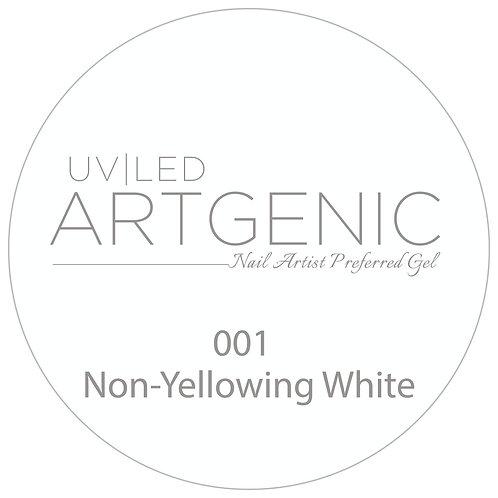 001 Non-Yellowing White 4g (0.14oz)