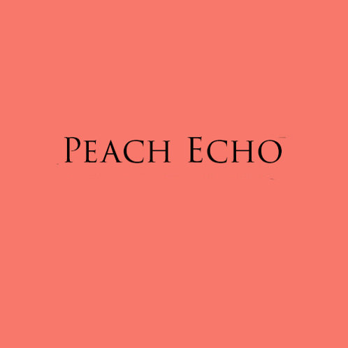 252 Peach Echo 4g (0.14oz)