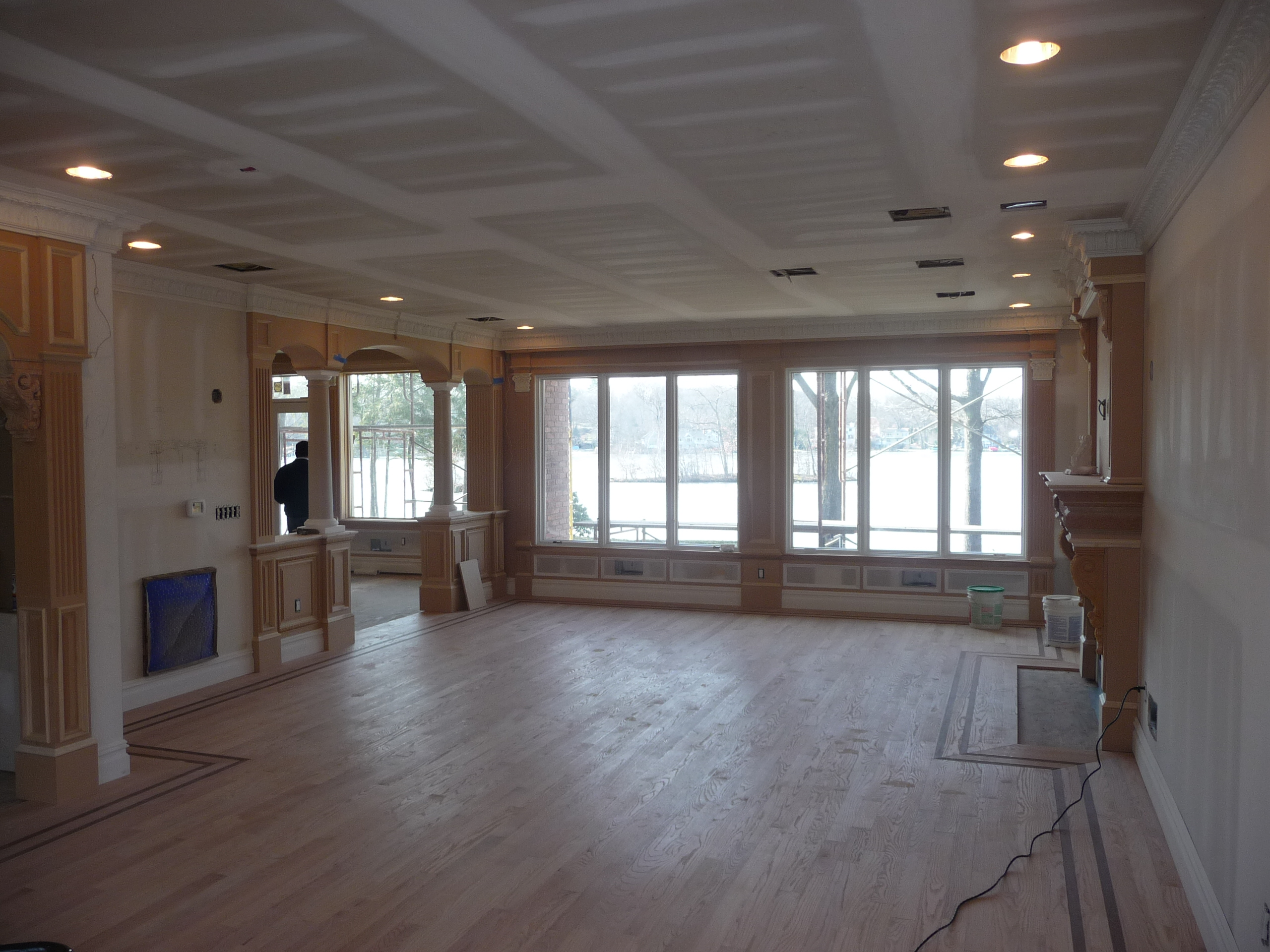 new construction wood floors
