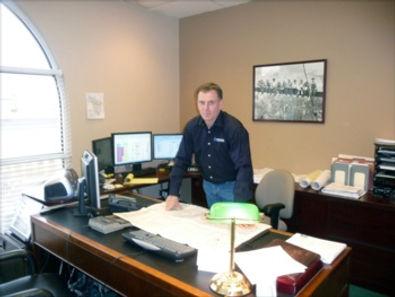 Photo of John Lipari, President of Northcore Construction Corp.