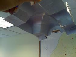 model of custom ceiling