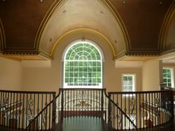 custom residential entry foyer