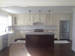 Custom Kitchen Completed Renovation River Vale NJ