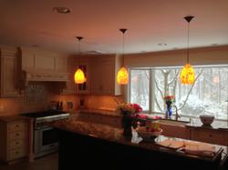 Finish kitchen renovation