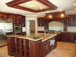 Custom Kitchen Completed Renovation Wayne NJ 2