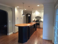 Custom Kitchen Completed Renovation Little Falls NJ