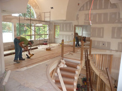 installing oak floors