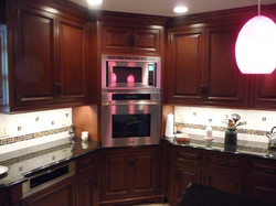 Custom Kitchen Completed Renovation Ridgewood NJ