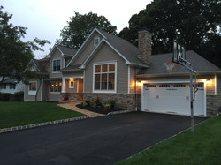Completed Renovation Exterior River Vale NJ