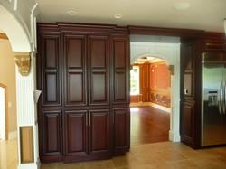 custom kitchen cabinets cherry wood