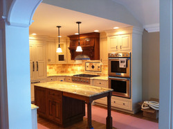 Custom Kitchen Completed Renovation Wyckoff