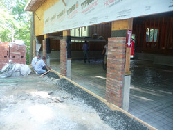 prepping garage floor for concrete