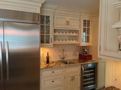 Custom Kitchen Completed Renovation Mahwah NJ