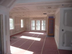 new construction floor protection